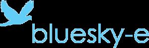bluesky-e logo